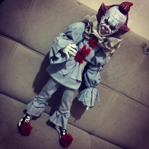 Pennywise action figure