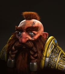 Dwarf Lord Gist Workshop